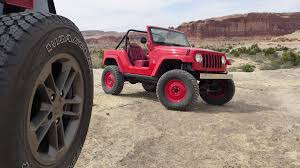 new jeep truck concept 2016 easter jeep safari concept trucks test drives with photos