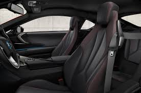 Bmw I8 Interior - we hear updated bmw i8 on the way with more power motor trend