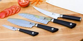 Kitchen Cutting Knives Shun Knives Product Review Sora Ultimate Utility Santoku Paring