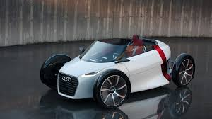 convertible audi white white audi urban concept small convertible car