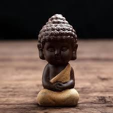spiritual statues handpainted ceramic buddha figurine project yourself