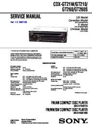 sony cdx with cdx gt180 wiring diagram wordoflife me