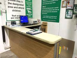Menards Computer Desks Menards Office Furniture Harbor View Computer Desk In Antiqued