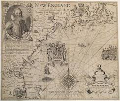 Eastern Massachusetts Map by Mapping Massachusetts 1600 1750 Artwire Press Release From