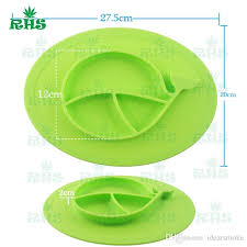 baby plates 2018 food grade silicon baby mat silicone baby plate set