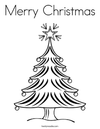 merry christmas coloring learntoride