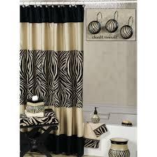 Safari Bathroom Ideas Fascinating 70 Zebra Print Bathroom Set Uk Decorating Inspiration