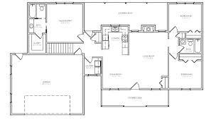4 bedroom cabin plans 4 bedroom ranch floor plans luxamcc org