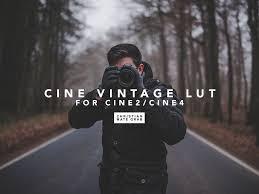 xperia theme creator kullanimi cine vintage lut cinematography