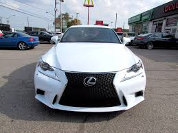 certified lexus is350 sale used 2014 lexus is 350 f sport awd leather bluetooth certified for
