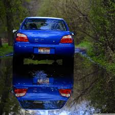 subaru galaxy blue blue subaru reflection 4k hd desktop wallpaper for 4k ultra hd