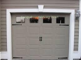 Decorative Garage Door Garage Door Accents Home Interior Design