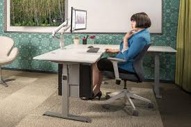 Best Sit To Stand Desk by Moddesk Pro L Electric L Shaped Standing Desk Multitable