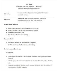 how to write a simple resume format simple resume format sle for students gentileforda