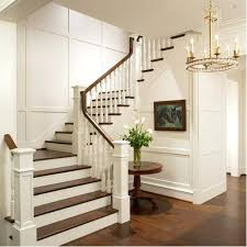 U Stairs Design Stairs Desing Traditional Wooden U Shaped Staircase Idea In Stairs