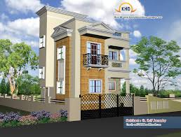 3d home plan and elevation collection stylehouse elevations kerala