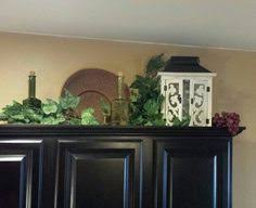Decorating Above Kitchen Cabinets Decorating Above The Kitchen Cabinets W Antiques Vintage Knick