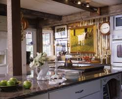 french country kitchen decor ideas featuring furniture western