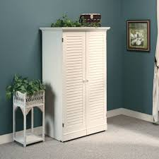 sauder harbor view file cabinet harbor view craft armoire 158097 sauder