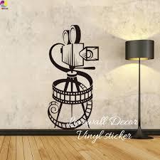 wall ideas movie reel wall decor wooden film reel wall decor