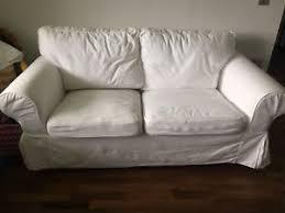 2er sofa weiãÿ ikea ektorp 2er sofa weiss mit sessel ebay