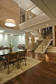 Contemporary Home Interior Residencia Df Interiors House And Architecture