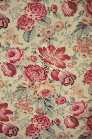 what is floral pattern in french french antique fabric c1850 green chintz floral design printed