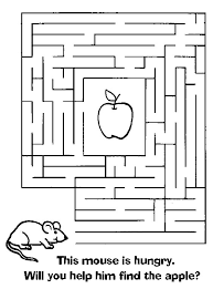 maze worksheet worksheets
