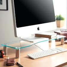 Black Glass Computer Desks For Home Desk 22 Curved Black Glass Computer Desk Chic Features Great For
