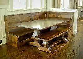 Vintage Corner Booth Kitchen Table  DESJAR Interior  Corner - Corner booth kitchen table