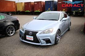lexus is 250 tuning 06 11 lexus is250 is300 is350 tune into esprit style front bumper
