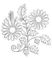 Flower Designs For Embroidery Hand Embroidery Patterns Free Printables Click On The Image For