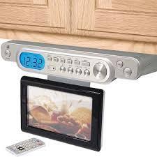 Under Cabinet Radio Tv Kitchen The Best Ways To Install Under Cabinet Radio U2013 Advancing Wisconsin