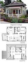 One Room Cottage Floor Plans 297 Best Tiny Homes Images On Pinterest Small Houses
