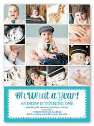 what a year boy 6x8 boy 1st birthday invitations shutterfly