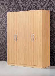armoir de chambre pas cher armoire en bois pas cher mzaol com