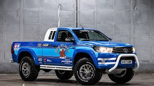 toyota truck hilux toyota hilux bruiser sizes a childhood favorite roadshow