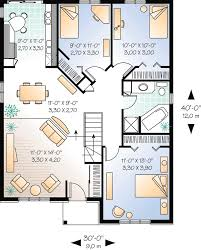 starter home floor plans simple starter house plan with options 21251dr architectural
