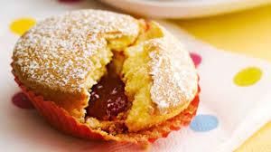 recipe jammy fairy cakes sainsbury u0027s