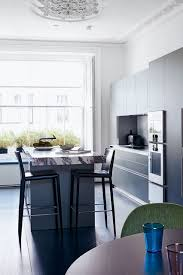 kitchen island marble worktop modern kitchen design ideas