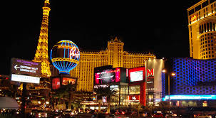 las vegas hotel party video raided by drone pilot