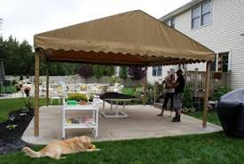 Free Standing Awning Cabanas Awning Designs For Residential U0026 Commercial Buildings