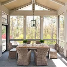 Enclosed Patio Design Glass Enclosed Patio Design Ideas