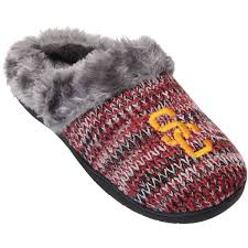 womens boots usc s usc trojans peak slide slippers