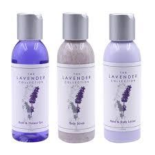 Scrub Vire bridestowe lavender pack trio lotion bath and shower