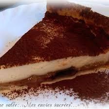 cuisiner les marrons frais recette tarte au fromage frais et crème de marron