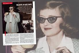 Lucille Ball No Makeup by The Devil In Miss Davis Vanity Fair