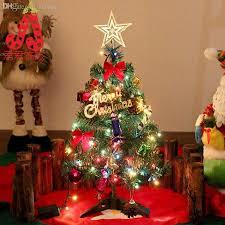 wholesale luxury 40cm christmas mini christmas tree decoration