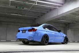 luxury bmw m3 3d design tweaks blue bmw f80 m3 gtspirit