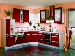 Kitchen Cabinets Design Pictures Red Tiles For Kitchen Backsplash Home Design Within Kitchen